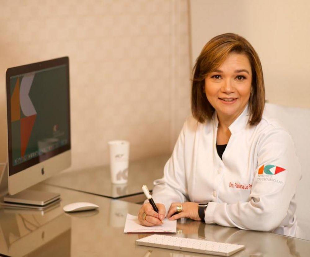 Fabiana Lo Presti, do Instituto CardioVascular, reforçou o cuidado com seus pacientes e criou um maneira de triagem para atender seus pacientes