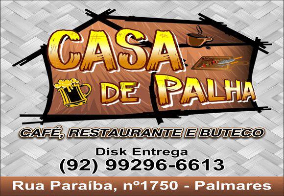 Casa de Palha café, restaurante e buteco
