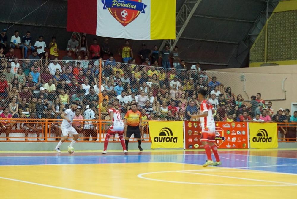 Copa Alvorada de Futsal 2020 (1° rodada)