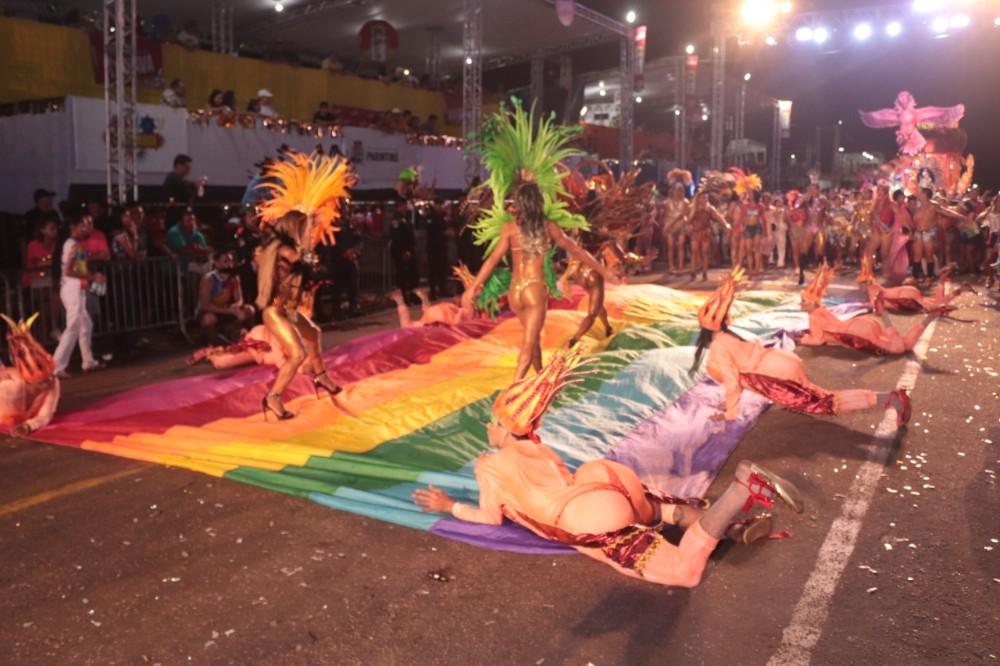 Carnailha 2020 - Bloco Irreverentes