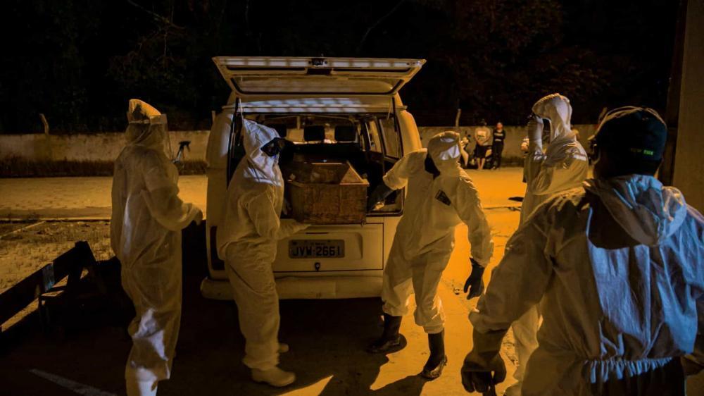UPA acumula corpos e até prefeito atende pacientes em Santarém (PA)