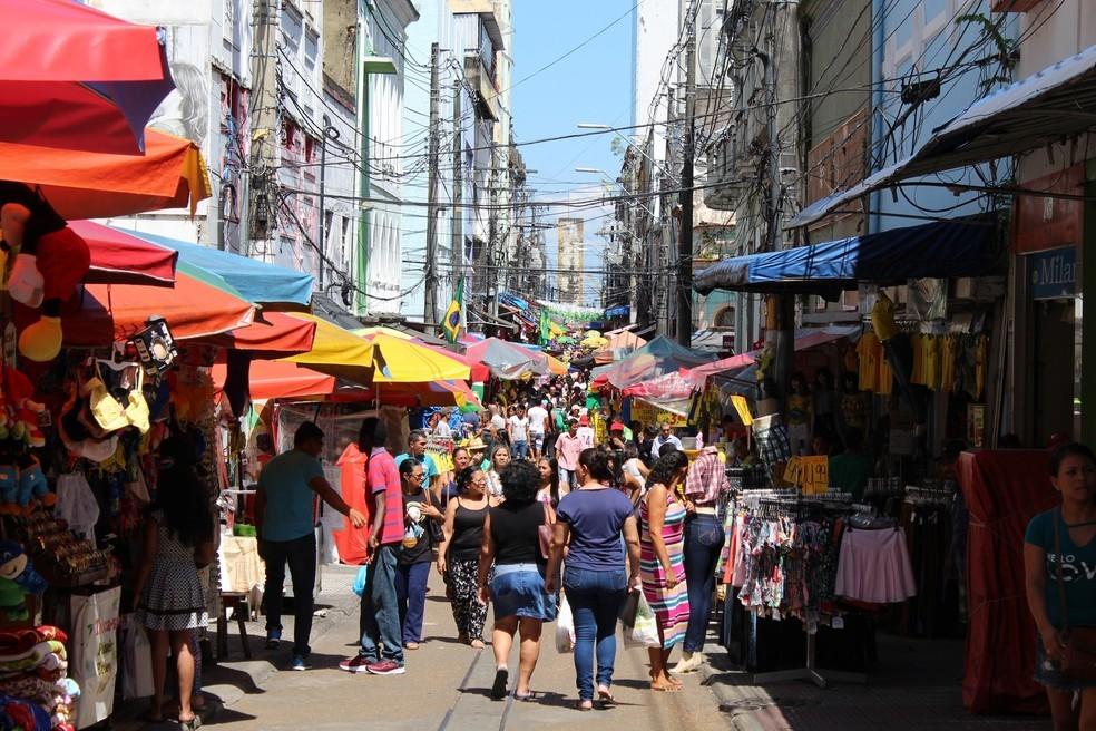 Segundo ciclo de reabertura do comércio em Manaus terá início nesta segunda-feira (15)
