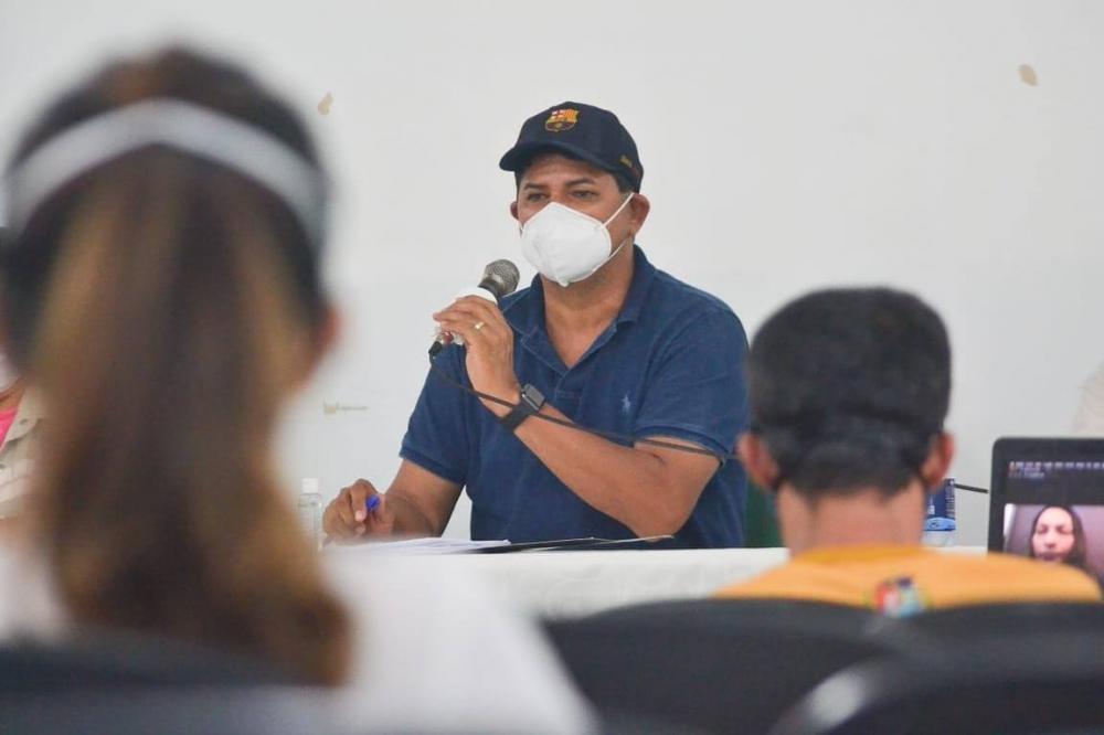 Prefeito de Parintins BI Garcia. Foto: Divulgação