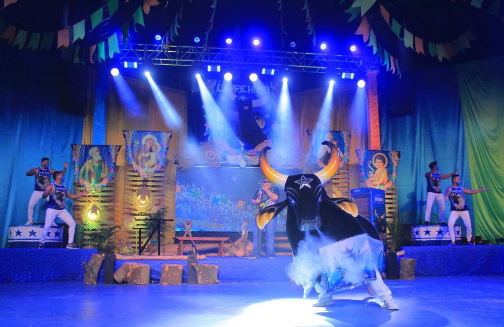 Boi Caprichoso celebra Tradição Cabocla com live direto de Parintins