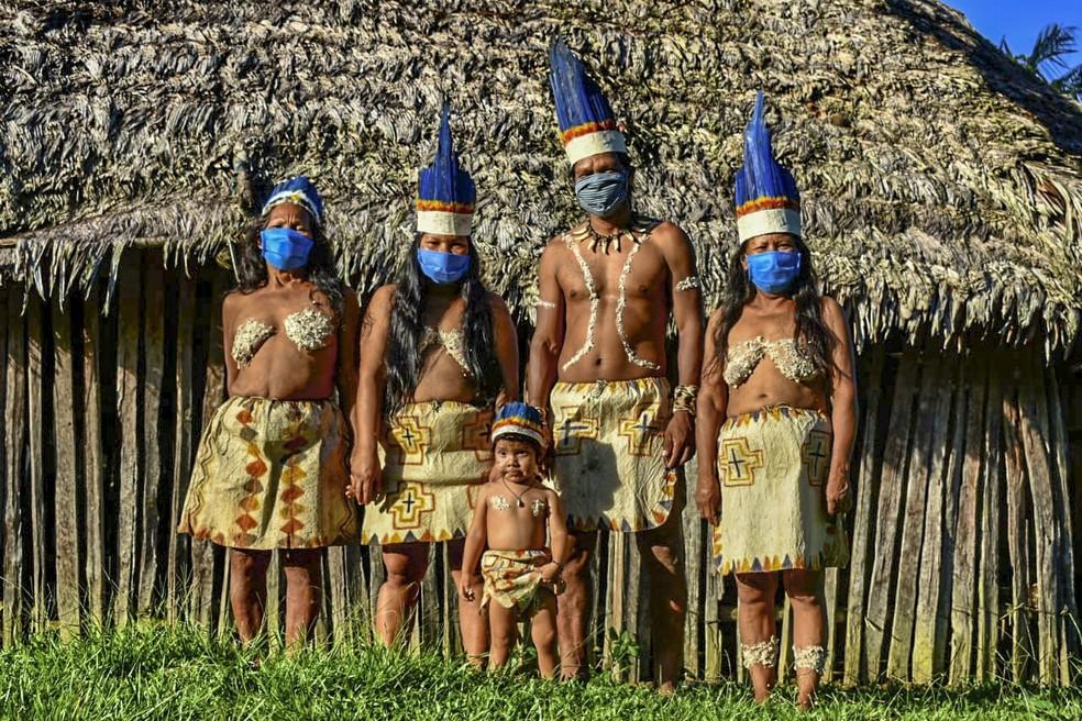 Taxas de contaminação e mortalidade de indígenas por Covid-19 na Amazônia superam média nacional, diz pesquisa