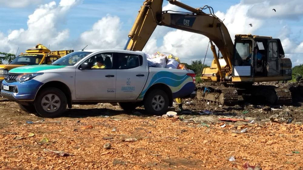 Em menos de uma semana, Vigilância Sanitária de Parintins já apreendeu 8 toneladas de alimentos