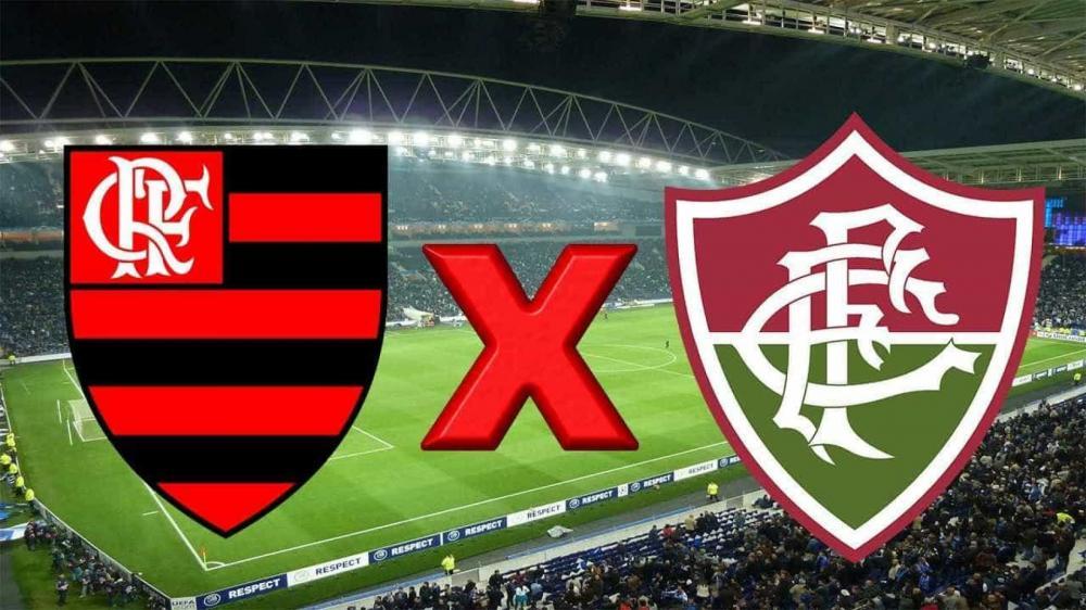 Sem público, Fluminense e Flamengo se enfrentam na final do Estadual