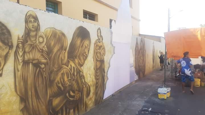 Mural da Fé terá show no sistema Drive-in dia 15 de julho