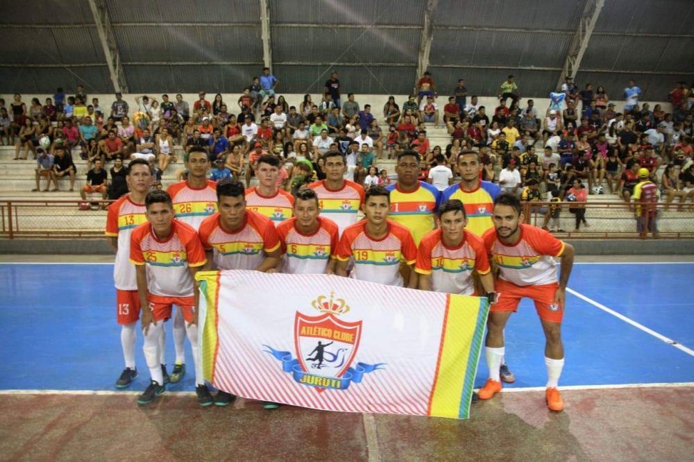 Atlético Juruti define elenco e parcerias para competição de Futsal