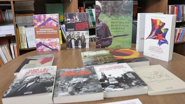 A editora Expressão Popular tem 20 anos e recentemente lançou o Clube do Livro e tem aumentado o número de assinantes. / José Eduardo Bernardes