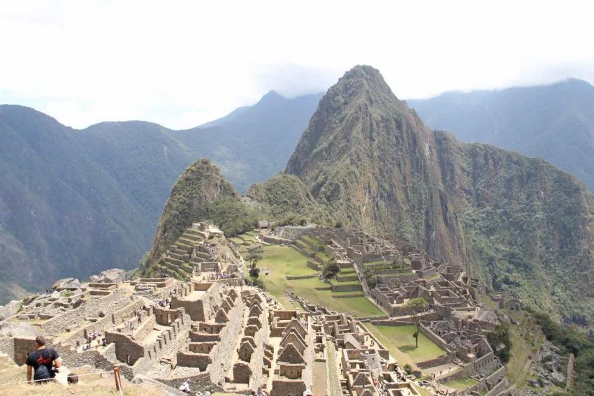 Machu Picchu, antiga cidade Inca considerada patrimônio da humanidade Foto: Divulgação