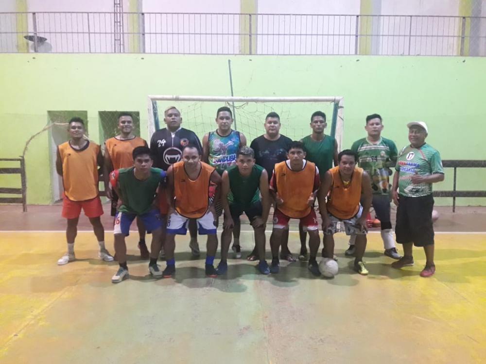 Time da Terra do Guaraná está pronto para Copa Alvorada na terra do Boi-Bumbá