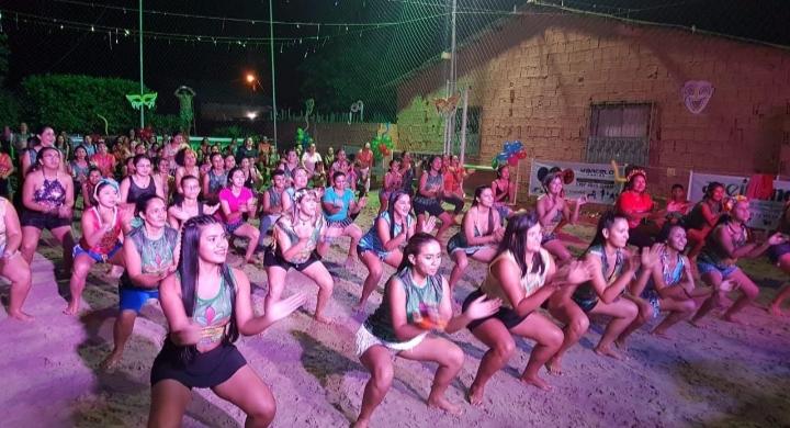 Arena Melo, evento realizado ano passado.