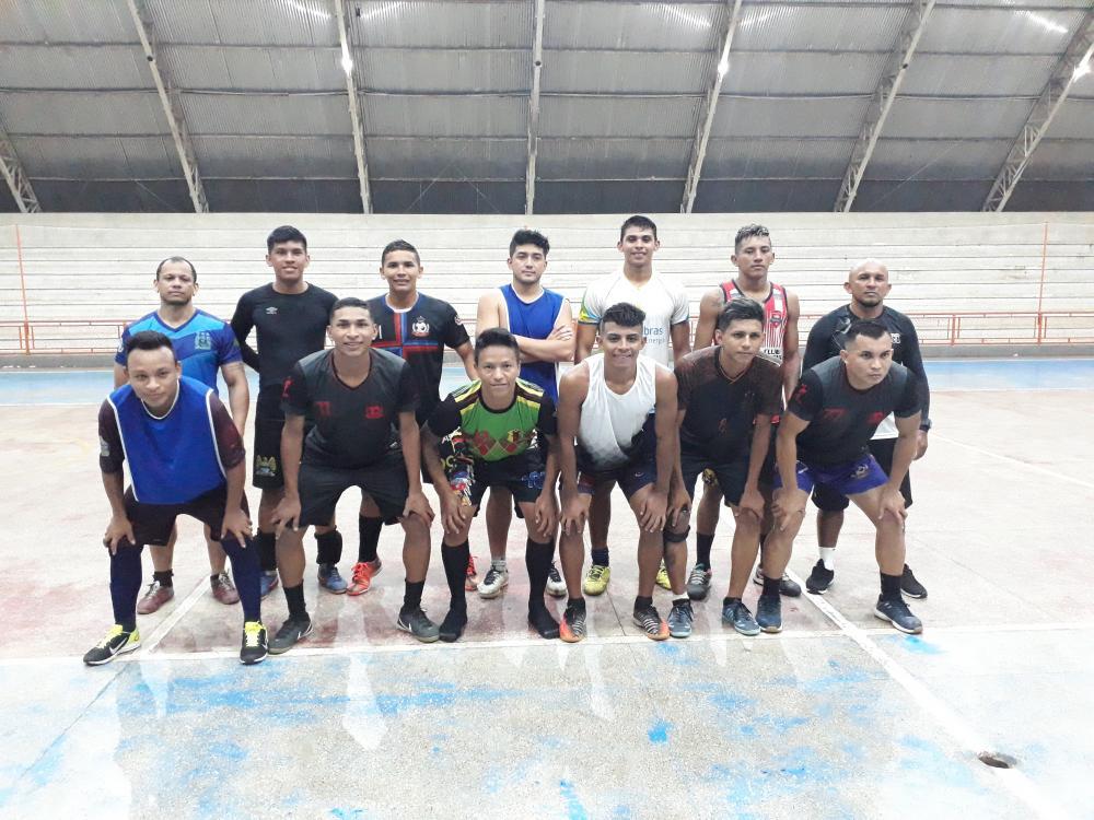 O time participa pelo segundo ano seguido da competição. Foto: Niash dos Anjos