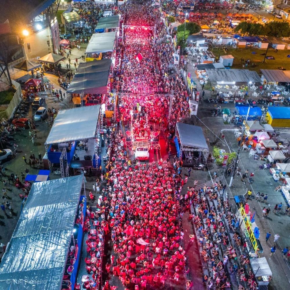 Bi Garcia comemora sucesso do Carnailha e Carnaboi 2020