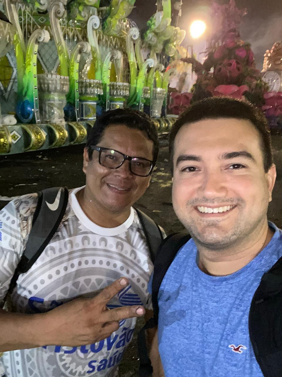 'Parintins faz parte da grandiosidade do carnaval', declara presidente do Caprichoso, ao parabenizar artistas campeões