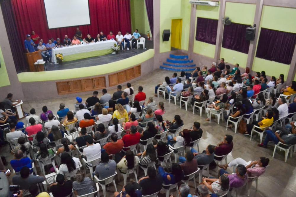 Bi Garcia anuncia 15 partidos de apoio a sua reeleição