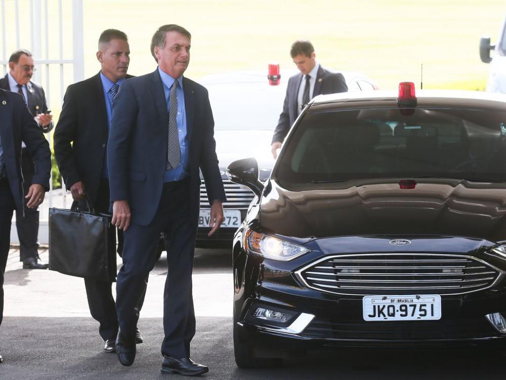 Jair Bolsonaro solicita do Congresso o reconhecimento de estado de calamidade pública. (Foto: Antonio Cruz/Agência Brasil)