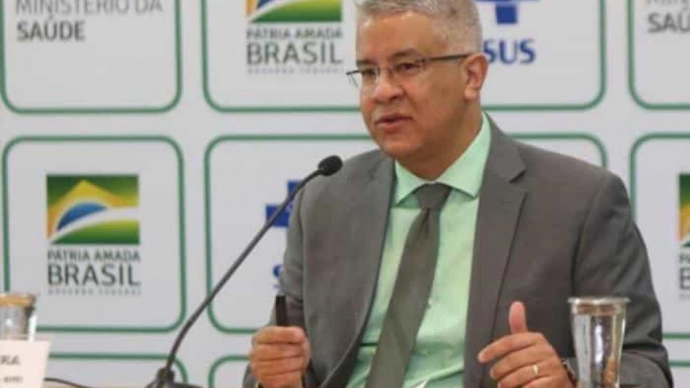 © Divulgação / ASCOM / Erasmo Salomão