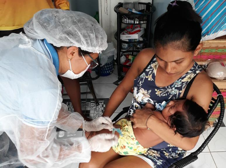 Parintins abre nesta segunda-feira terceira fase de vacinação contra a Influenza