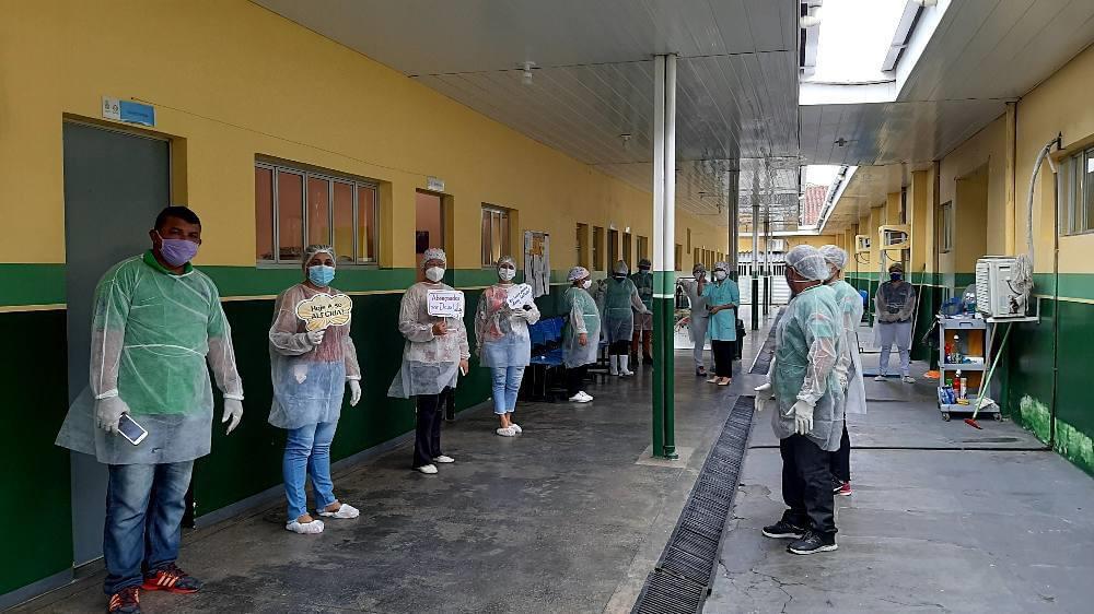 Sobe para 27 o número de casos confirmados do novo coronavírus em Nhamundá