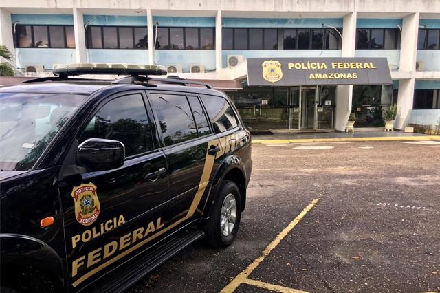Delegado da Polícia Federal, em Manaus, é alvo da Operação Seronato