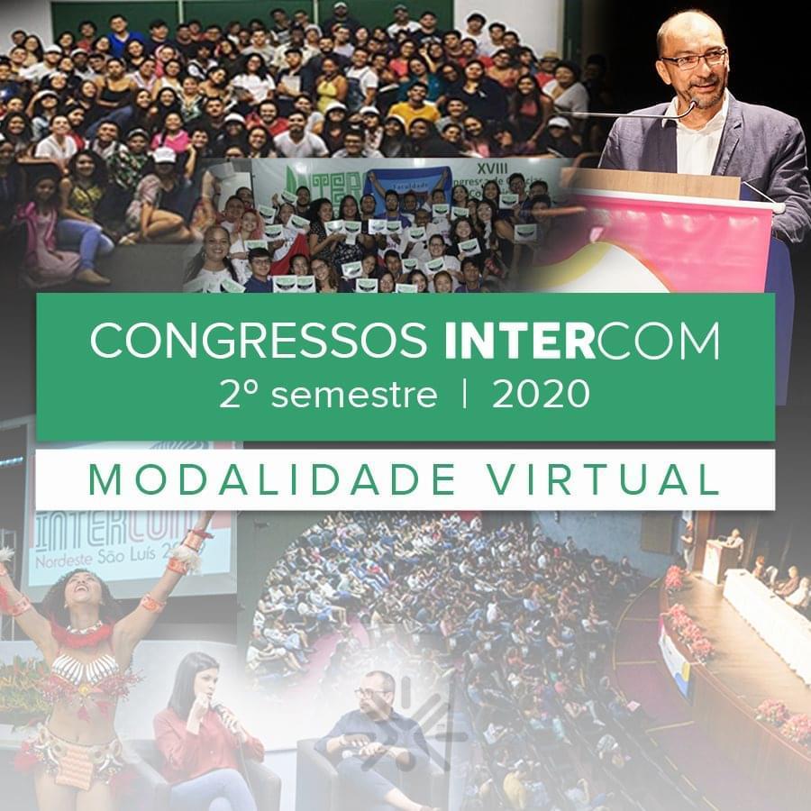 Congressos Intercom 2020 serão realizados no 2º semestre em modalidade virtual