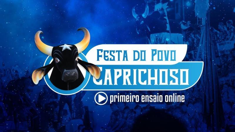 Assista a live do Boi Caprichoso