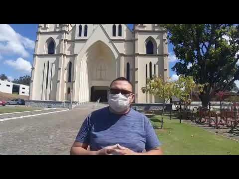 Judson Lima, jornalista em Indaial (SC) apresenta os dados do combate ao Covid-19
