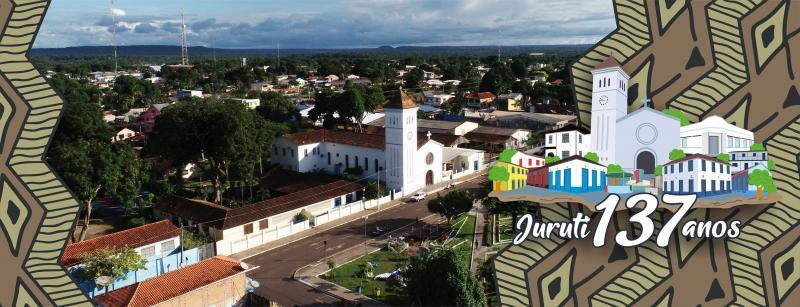 Homenagens aos 134 anos de Juruti
